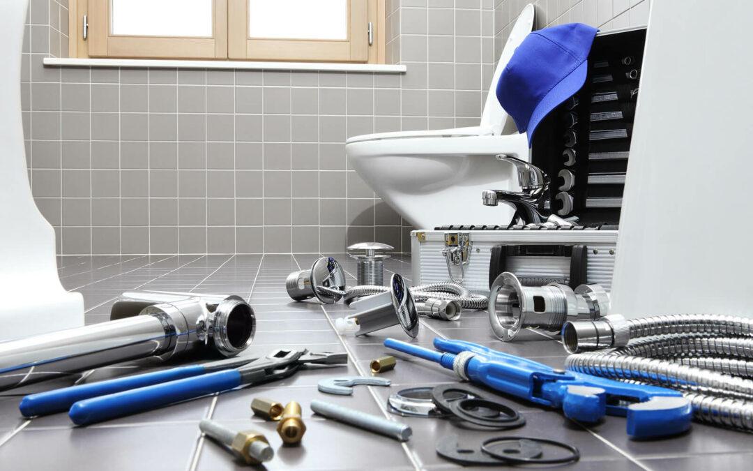 How to Make a Plumbing Pipe Repair